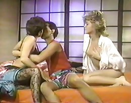 Megan Leigh, Melba Cruz, Lisa Bimbo-1987